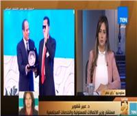 فيديو| محمد عمر: الدولة لا تدخر جهدًا في الاهتمام بالمعاقين