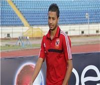 «باسم علي»ينتظم في تدريبات الأهلي بعد تعافيه