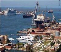 ميناء الإسكندرية يستقبل وفدًا من ميناء بور سودان