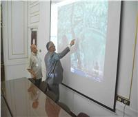 محافظة المنيا تبحث عن موقع لإنشاء كوبري على النيل