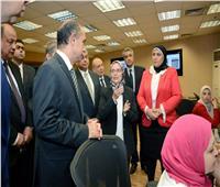 وزير الطيران: نعمل على تطوير تقنيات استخدام المجال الجوي المصري