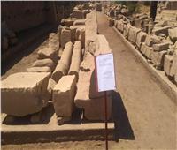 وزارة الآثار تبدأ تطوير معبد «الطود الأثري» بالأقصر