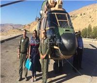نقل «أحلام» بطائرة عسكرية يثير غضب الأردنيين