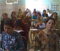 فتح 188 فصلاً لـ«محو الأمية» بـ7 مراكز للشباب بالمنيا