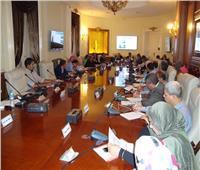 التنمية المحلية تنظم محاضرة لمناقشة حروب الجيل الرابع