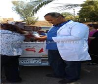 ضبط لحوم ودواجن منتهية الصلاحيةفي محافظة الأقصر