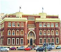 جامعة الاسكندرية تبحث تطوير بنيتها التحتية  وتنمية مواردها الذاتية
