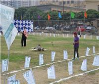 تواصل المسابقة الدولية للتعرف على الألغام بجامعة الإسكندرية