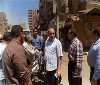 محافظ المنيا يتابع تطبيق منظومة الجمع السكني للقمامة