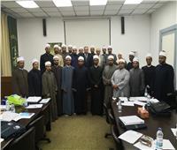 «المحرصاوي» يفتتح الدورة التدريبية للأئمة بمركز البحوث السكانية
