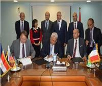 البنك الزراعي يوقع اتفاقية الدعم الهيكلي مع الدولية لـ«الخدمات الاستشارية»