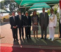 مسئول جنوب أفريقي: نسعى لتعزيز التعاون مع مصر في شتى المجالات