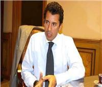 وزير الشباب الرياضة يشيد بفوز أحمد الجندي ببطولة العالم للخماسي الحديث