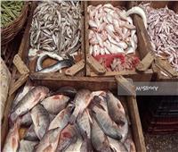 أسعار «الأسماك» في سوق العبور اليوم