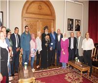 البابا تواضروس الثاني يكرم أطفال روسيا بالقاهرة