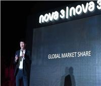 هواوي تطلق سلسلة هواتف «Nova 3» في مصر| فيديبو