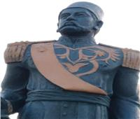 بعد التشويه.. تمثال الخديوي إسماعيل يعود إلى رونقه