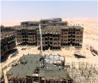 مدبولى: 32% نسبة تنفيذ مشروع «سكن مصر»