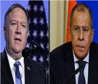 بومبيو يبلغ «لافروف» رغبة أمريكا في تحسين العلاقات مع روسيا