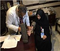 الصحة: احتجاز 17 حالة مرضية بين الحجاج المصريين في مستشفيات السعودية