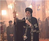رئيس الطائفة الإنجيلية يعزي «البابا تواضروس» في وفاة «مطران المنيا»