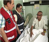 نكشف الحالة الصحية للحجاج المصريين المحتجزين في مستشفى النور بمكة