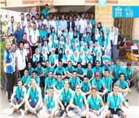 بدء فعاليات الفوج الثاني لبرنامج «القيادات الطلابية» لطلاب «عين شمس»