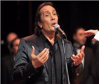 علي الحجار يتألق بأغاني ألبوم «ما تاخدي بالك» في بساقية الصاوي