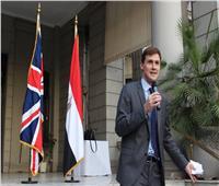 السفير البريطاني بالقاهرة يعقد أول جلسة أسئلة وأجوبة للسفراء عبر «تويتر»