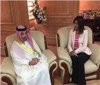 سفير البحرين بالقاهرة: علاقات البلدين تستند إلى الأخوة والتضامن الوثيق