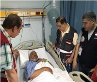 ننشر تفاصيل حالة الحجاج المصريين المحتجزين بمستشفى الملك فيصل
