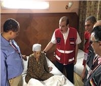 الصحة:8 فرق طبية متحركة لخدمة الحجاج بمقر إقامتهم في المدينة المنورة