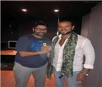 سامو زين يتعاقد مع وليد منصور لإدارة أعماله