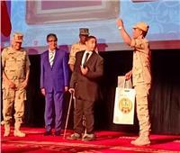 الرباع مصطفى جمال يتحدى الإعاقة ويحقق انجازا جديدا في رفع الأثقال