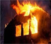 السيطرة على حريق هائل باحدى الأراضي الزراعية بالمنيا
