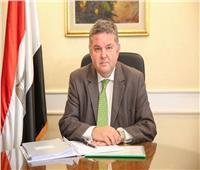 وزير قطاع الأعمال العام يستعرض الدراسة التحليلية للشركة القابضة للسياحة والفنادق