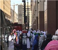 بالصور| اكتمال وصول الحجاج المصريين إلى مكة استعدادا لأداء المناسك