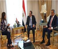 وزيرا الهجرة والاتصالات يبحثان الخدمات البريدية الخاصة بالمصريين بالخارج