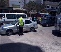 المرور تنشر رادارات وسيارات دفع رباعي لتأمين الطرق