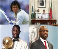 جورج وايا لم يعد وحيدًا.. «عمران خان» رياضي آخر يصل لعرش الحكم