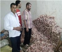 صور| ضبط 20 طن لحوم فاسدة في 5 محافظات قبل «عيد الأضحي»