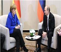 ميركل: سأبحث مع بوتين قضايا إيران وأوكرانيا وحقوق الإنسان