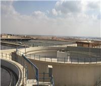إنشاء محطتين لمعالجة الصرف الصحي بالإسكندرية