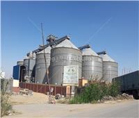 صومعة طامية بالفيوم تحفظ 60 ألف طن من قمح المصريين
