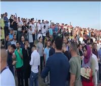 صور وفيديو  احتفالات المصريين في الخارج  بعيد الأضحى المبارك