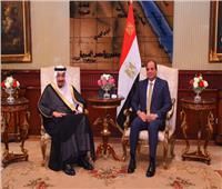 الرئيس السيسي يهنئ الملك سلمان بحلول عيد الأضحى