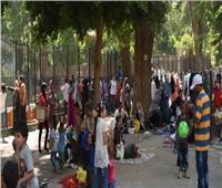 حدائق «الزراعة» تواصل فتح أبوابها في ثاني أيام عيد الأضحى