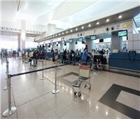 إلغاء سفر راكب للكويت لإصابته بأزمة قلبية في المطار