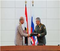 وزير الدفاع يعود من روسيا بعد زيارة رسمية لبحث التعاون العسكري