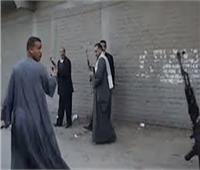 مشاجرة بالأسلحة النارية بين عائلتين ببنها بسبب فتاة